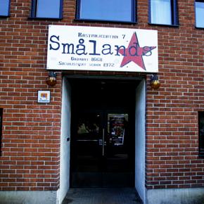 8 Mars-Nattcafé på Smålands Nation