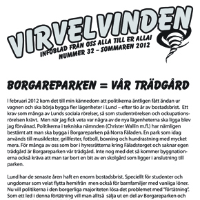 Virvelvelvindenbladet nr 32 (sommaren 2012) klart