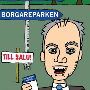 Spelet kring Borgarparken