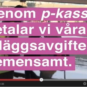 Video: Planka säkert mellan Uppsala och Stockholm