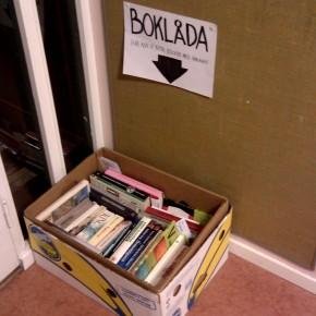 Mikroallmänningar: bokbytarlådor i kvarteren på Ålidhem