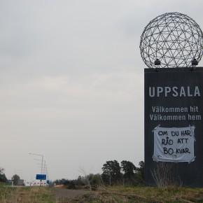 Adbusting mot Uppsalas varumärke
