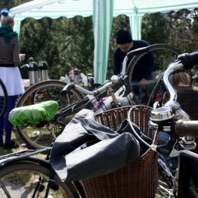 """Allmänning: """"Gemensam cykelverkstad"""" 10/7"""