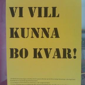 Möte om renoveringar i Gränby