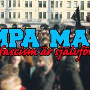 KÄMPA MALMÖ—Antifascism är självförsvar