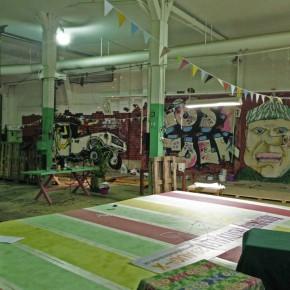 Nytt kulturhus växer fram i Umeå