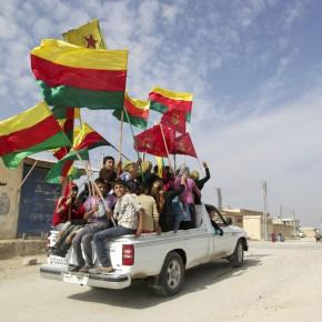 Stöd folket i Rojava!