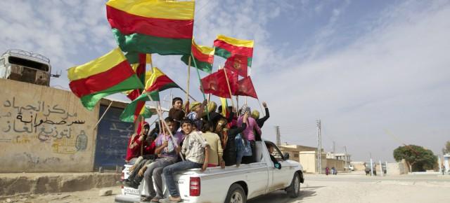 Klassorganisering från Rojava till Skåne