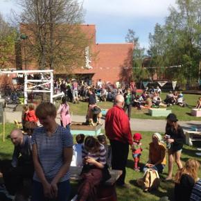 Umeå: Stadskampsveckan 2015 – Det våras för allmänningarna
