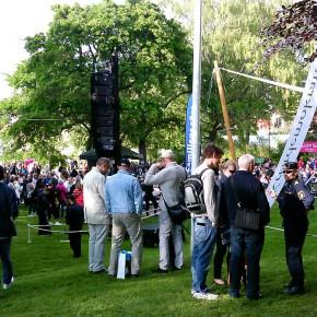 Solidaritetshälsning till Gotlands arbetarklass inför Almedalsveckan