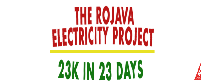 The Rojava Electricity Project