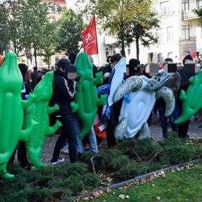 Uttalande angående Inga Nazister i Göteborg