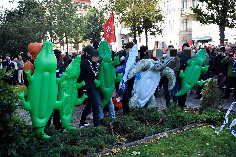 40f3bcbf28 Uttalande angående Inga Nazister i Göteborg