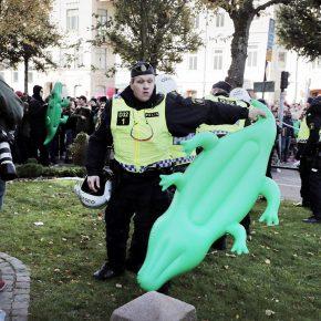 Tal från Göteborg 30/9 2017