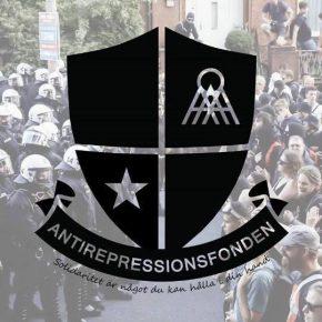 Antirepressionsfonden: Solidaritet är något du kan hålla i din hand